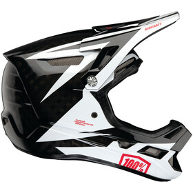 100% Aircraft DH Helmet incl. Mips rapidbomb/white